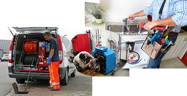 Byk Services est spécialisée dans les travaux de plomberie, de chauffage, de débouchage, de rénovation de sanitaires