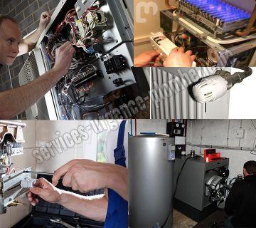 Entretien chaudière, chauffe-eau, chauffage à gaz, chauffage à mazout, cheminée.