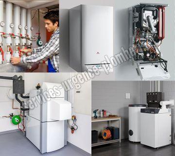 Réparation et dépannage chaudière, chauffe-eau, chauffage, Détection d'une fuite de gaz.