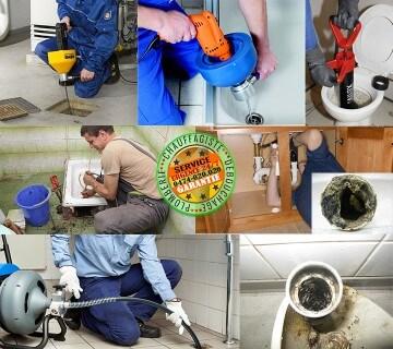 Débouchage évier et lavabo, Débouchage des WC, toilettes, Débouchage des canalisations WC, Déb